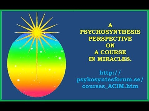 psychosynthesis therapy Buy psychosynthesis: a manual of principles and techniques new edition by   this book also start a therapeutic movement that approaches people as ok and.
