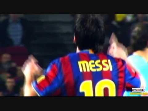 Lionel Messi-Genius