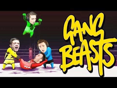 NEJVĚTŠÍ BITKA! w/ Bax, Wedry, Ment | Gang Beasts | HouseBox