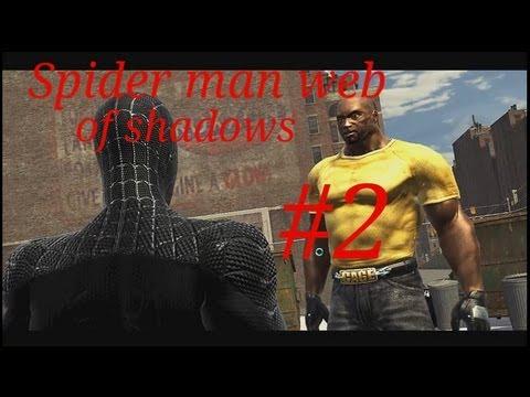 Прохождение игры Spider man web of shadows часть 2 ( перевод)