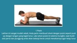 Download Latihan Membentuk Otot Perut Dan Dada Di Rumah Mudah 3Gp Mp4