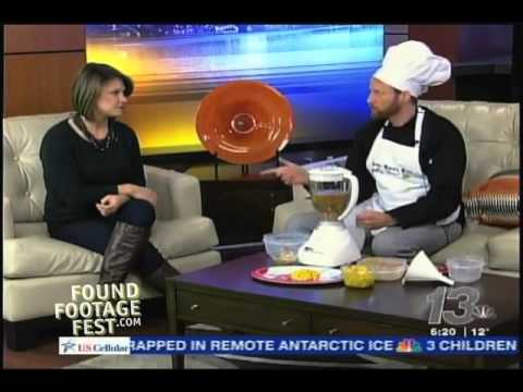 Fake Chef Keith Guerke Pranks TV Morning Shows (REAL)