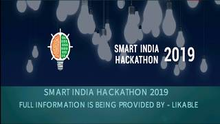 Things You Need to Know Before Your Hackathon   Smart India Hackathon 2019   Complete information