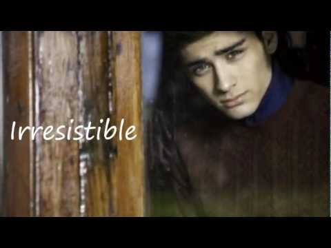 One Direction - Irresistible (Lyrics & Pictures) HD