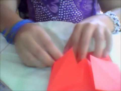 Como hacer una nochebuena de papel youtube - Como hacer una mampara de ducha ...