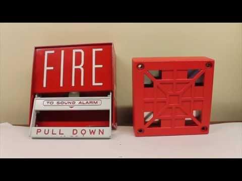 Wheelock 34T-24 Fire Alarm Test