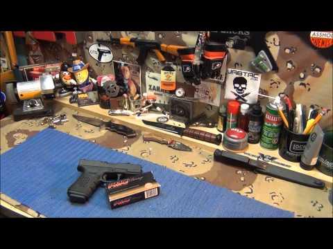 Glock 23 gen 4 wont quit!