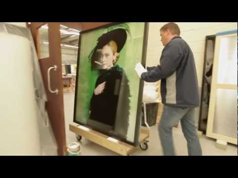 Behind the Scenes: Mario Testino at the Museum of Fine Arts, Boston