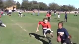The Nastiest Ankle Breakers in Basketball&Football Ankle Breakers #1
