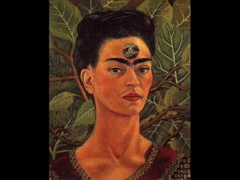 La pintura de Frida Khalo