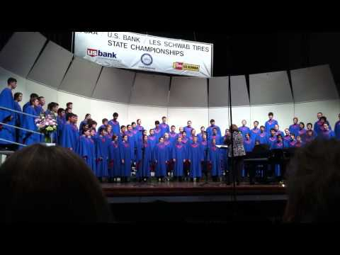 South Salem High School's Symphonic Choir @ State 2014 Song4