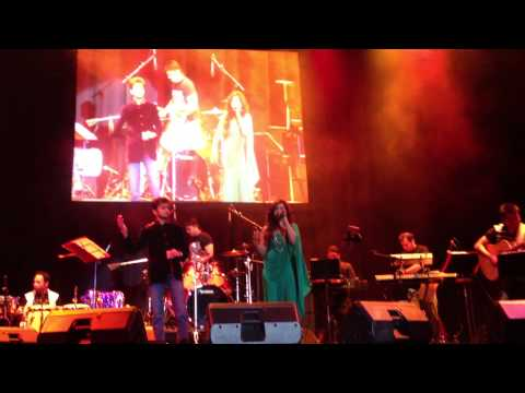 Shreya Ghoshal - Naino Mein Sapna -  Auckland Concert 2013