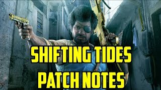 Shifting Tides Patch Notes - Jackal Nerf, Smoke changes, New Hibana & Mira voice actors