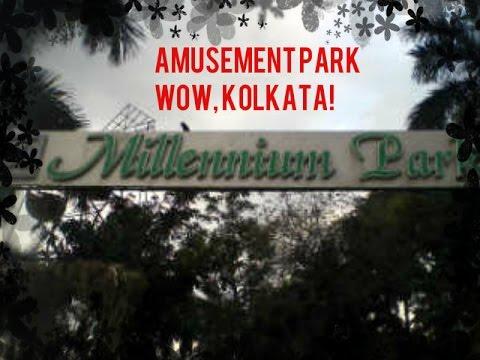 Millennium Park Kolkata West Bengal Millennium Park in Kolkata