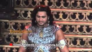Mahabarata Show Megah dan Spektakuler