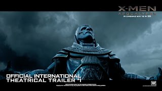 Download X-Men: Apocalypse [Official International Theatrical Trailer #1 in HD (1080p)] 3Gp Mp4