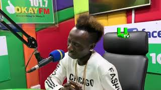 "Eagle Prophet Prophesy! Patapaa Says He ""Almost Died"" From Food Poisoning"