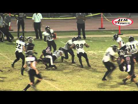 AIM Sports TV/ High School Football: Servite High School vs. JSerra Catholic High School