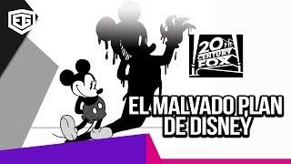 EL PLAN MALVADO DE DISNEY