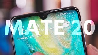 Specbremse: Huawei Mate 20 im Hands-on
