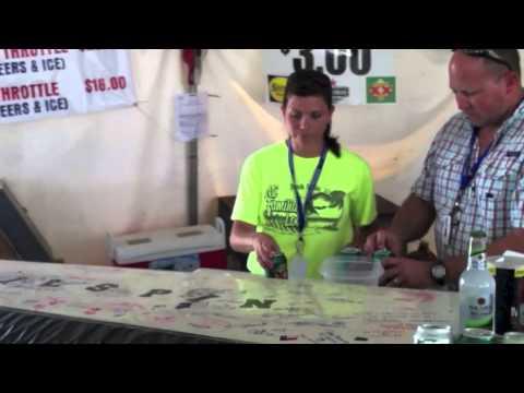 Uvalde 2012 – The Big White Tent