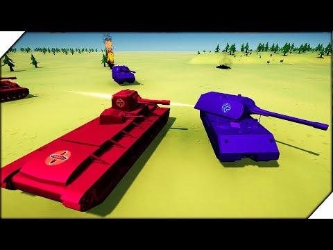 СЕКРЕТНОЕ ОРУЖИЕ. НЕМЦЫ В ШОКЕ - Total Tank Simulator БИТВА ТАНКОВ И САМОЛЕТОВ. Мультики про танки