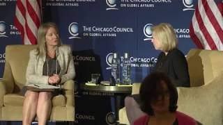 "Sen. Kirsten Gillibrand, ""Women In Washington: Off The Sidelines"""