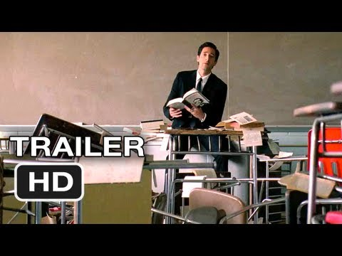 Detachment Official Trailer #1 - Adrien Brody, Tony Kaye Movie (2012) HD