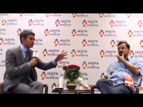 JANTA KA CONCLAVE: In Conversation with Arvind Kejriwal