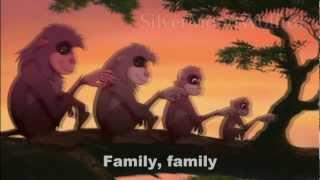 The Lion King 2 - We Are One (English/Fon Pop Version) Lyrics w/ Subtitles