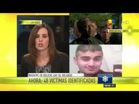 Este es Omar Siddique Mateen, el autor de la masacre de Orlando