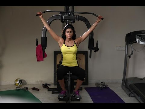 Shriya Workout In Gym Latest Video video