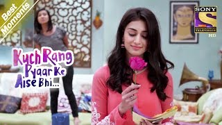 Kuch Rang Pyar Ke Aise Bhi | Dev Surprises Sonakshi With Handwritten Cards | Best Moments