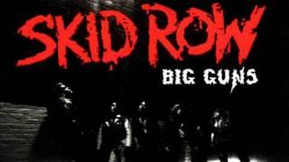 Watch Skid Row Big Guns video