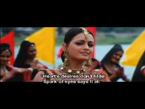 Salman Khan - Bindiya chamke choodi khanke
