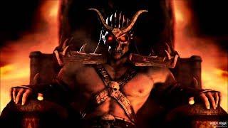 Mortal Kombat 9 All Character Finishers on Shao Ka