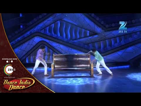 Did Dance Ke Superkids Grand Finale - Faisal & Rohan video