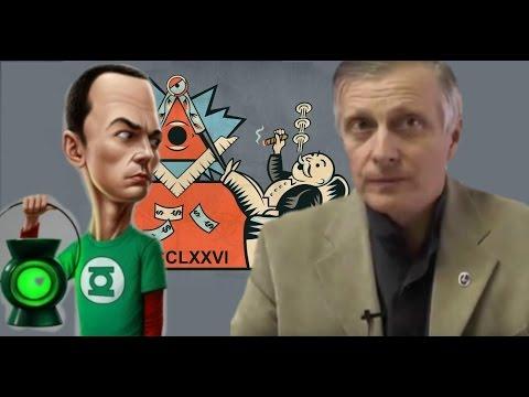 Оглашение событий будущего через сериал Теория большого взрыва. В.В.Пякин.