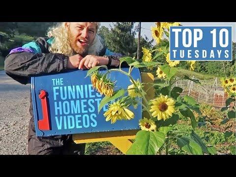 Top 10 Funniest Homestead Videos | Top 10 Tuesdays