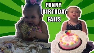 Funny Birthday Fails 2018 || New Funny Videos || Facebook