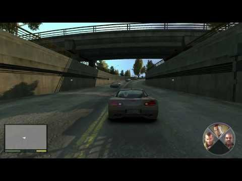 Как превратить GTA 4 в GTA 5