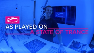 Denis Kenzo & Hanna Finsen - Dancing In The Dark [A State Of Trance 800 - Part 3]
