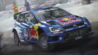 Dirt Rally | Volkswagen Polo WRC | Gameplay