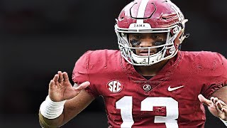 Tua Tagovailoa | 2018 Highlights  ᴴᴰ