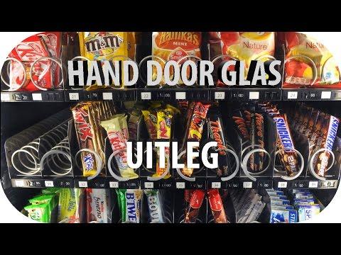 Mindf*ck - Hand door glas snoepautomaat - Uitleg