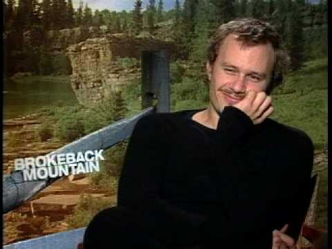Heath Ledger - Oscar Winner, BAFTA, Golden Globe & SAG Winner! Stephen Holt Show-Dec.2005