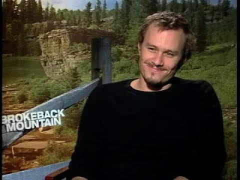 Heath Ledger - Oscar Winner, BAFTA, Golden Globe & SAG Winner! Stephen Holt Show-Dec.2005