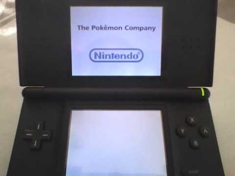 How to make pokemon white and black 2 work on r4 ds ( past white screen)