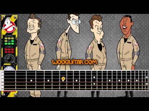 Ghostbusters - Theme Song