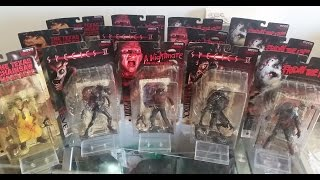 Complete Movie Maniacs Series 1 - McFarlane